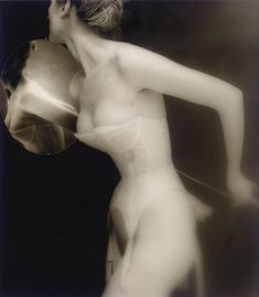 Lillian Bassman: Lingerie, 1951