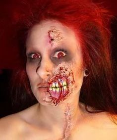 i love special effects makeup!