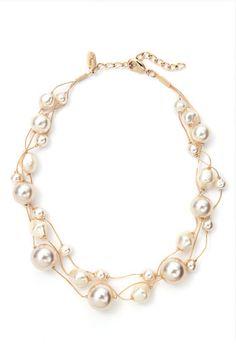 Dabby Reid Ltd. Three Strand Pearl Necklace | Nordstrom