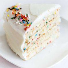 Funfetti & Beyond! 15 Birthday Cake & Cupcake Recipes