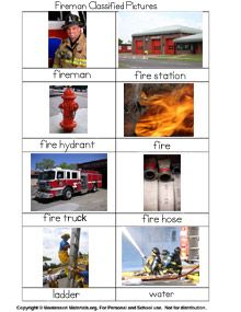 Fireman Classified Pictures PDF File