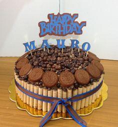 Cake chocolate y pirulin!!!