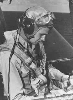 Ensign George Herbert Walker Bush