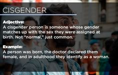 CULTURE: Everything You Always Wanted To Know About Transgender People But Were Afraid To Ask | Neo-Griot