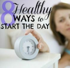 Get your day off to a healthy start with these morning routines! | via @SparkPeople #health #wellness #motivation