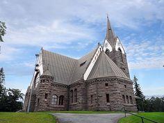 Savitaipaleen kirkko