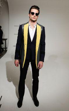 OUMLIL #malefashion #moroccan #designer #ny #arabic #fashion