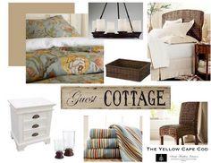 Guest Cottage inspiration