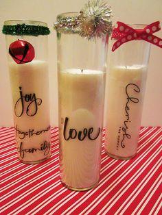 Dollar tree candles