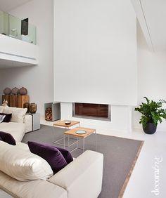 Salón moderno, comedor de inspiración oriental | Decoratrix | Decoración, diseño e interiorismo