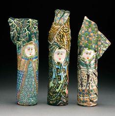 Jane Peiser . Three Women