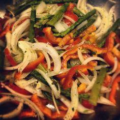 Eat clean vegetables