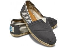 I think I need to get me a pair of Toms.
