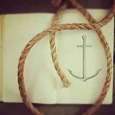 Absolutely perfect anchor for my anchor & banner tattoo.
