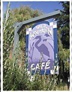 Wild Mountain Cafe for breakfast