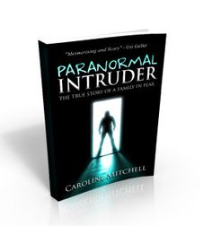 Book review: 'Paranormal Intruder' by Caroline Mitchell
