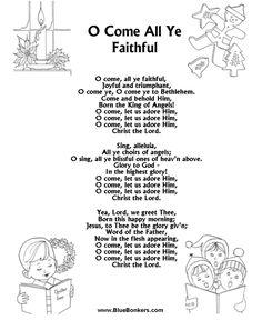 o christmas tree lyrics  Christmas Tree Lyrics F...
