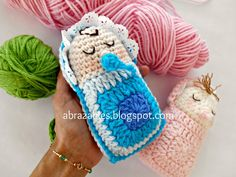 Granny baby by Abrazables http://abrazables.blogspot.com.ar/2014/09/bebes-granny.html