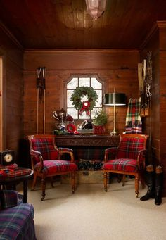 Favorites on the First: PLAID TIDINGS