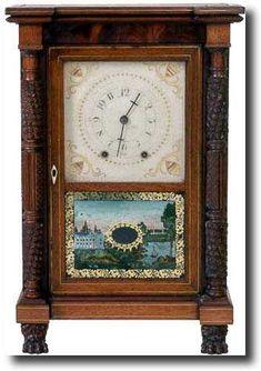 Great antique clock...