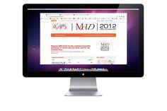 MIEX Alumni Day Eventbrite Custom Page Webdesign