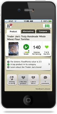 27 AWESOME APPS FOR HEALTHY FOODIES