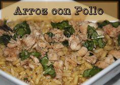 Arroz Con Pollo - E