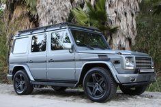 ICON 4x4 - G Wagen