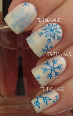 Winter Wonderland - stamping