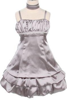 http://flowergirlprincess.com/product_info.php/mb173-silver-satin-girls-bubble-hem-party-dress-p-1132