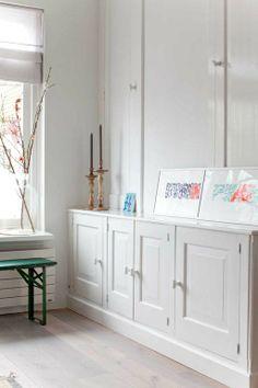 Inbouwkast met klassiek tintje  vtwonen, fotografie Margriet Hoekstra ...