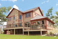 Boulder Lodge at Railey Mountain Lake Vacations