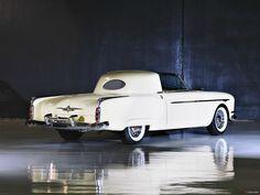 1955 Packard Saga Concept Car