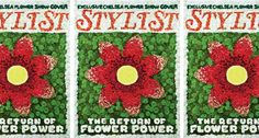 Stylist Magazine's first live cover...