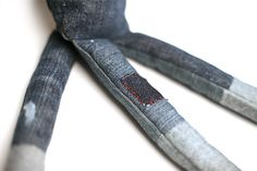 Jean Monkey for @Adam Farnsworth: patched knee detail
