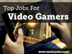 The video game industry has tons of careers that can put your gaming know-how to good use.