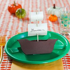 Gobble, Gobble! Thanksgiving Crafts