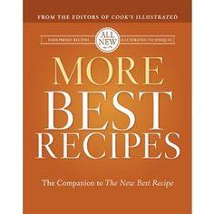 More Best Recipes (Americas Test Kitchen)