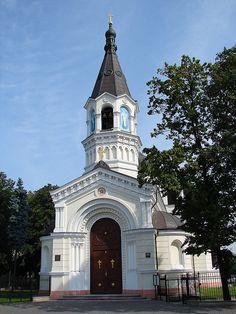 Orthodox Church in Piotrków Trybunalski, Poland