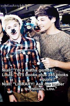 hahahaha oh niall