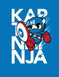 Ninja Superheroes