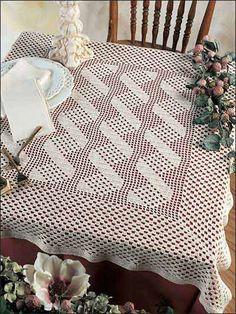 Cascade Tablecloth