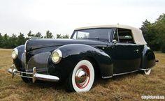 1940 Lincoln-Zephyr Continental Cabriolet