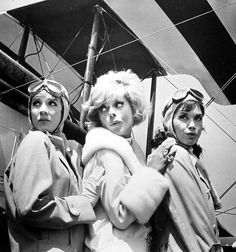 Julie Andrews, Carol Channing, Mary Tyler Moore– Thoroughly Modern Millie