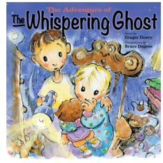 The Adventure of the Whispering Ghost |  by Ginger Henry