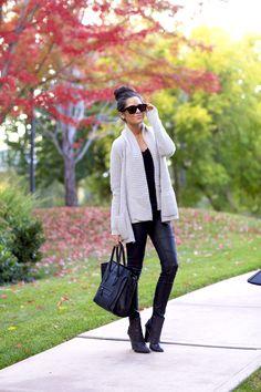 cozy & leather