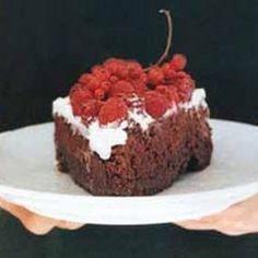 Double Chocolate Torte
