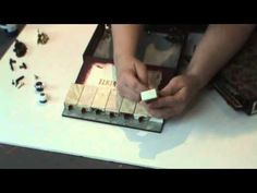 How to Make a Chest from Cigar Boxes - YouTube