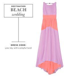 Tibi Silk Color Block Long Dress