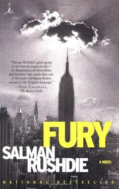 Fury: A Novel by Salman Rushdie (PR6068.U757 F87 2001)